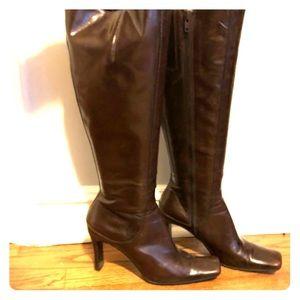 Vintage Banana Republic knee-high boots